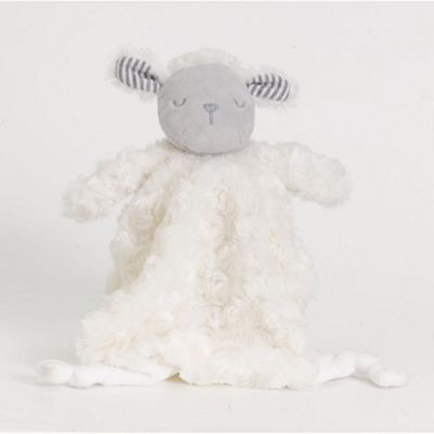 Silver Cloud Comforter (Counting Sheep)