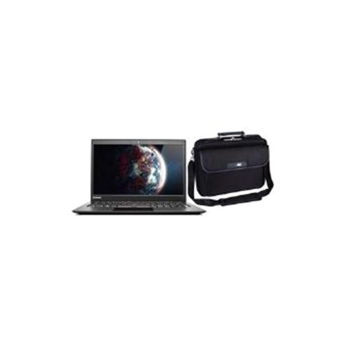 Lenovo ThinkPad X1 Carbon 346082G (14.0 inch) Ultraportable Notebook Core i5 (3427U) 1.8GHz 8GB 180GB Solid State Drive WLAN BT Webcam Windows 7 Pro