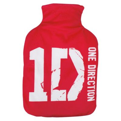 One Direction Hot water bottle