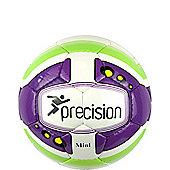 Precision Mini Responseball White/Purple