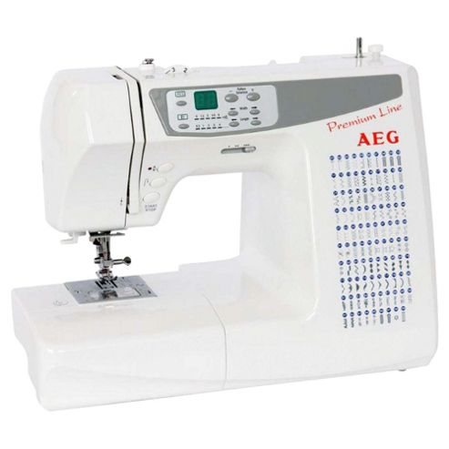 AEG 680 Electronic Sewing Machine