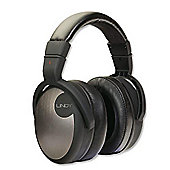 Lindy Premium Hi-Fi Headphones Black
