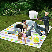 Garden Games Get Knotted Giant twister style game