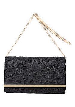 F&F Lace Clutch Bag