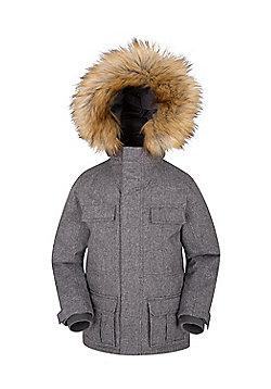 Zakti Kids Polar Down Jacket - Black