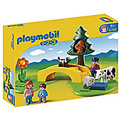 Playmobil 123 Meadow Path