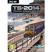 Train Simulator 2014 Riviera Line – Exeter to Paignton - PC