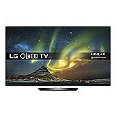 LG OLED65B6V 65 Inch Smart WiFi Built In Ultra HD 4k HDR OLED TV with Freeview HD