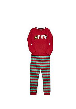 F&F #Elfie Pyjamas - Red