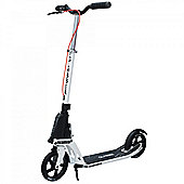 One K Active Adult Scooter - Foldable Kick Scooter - White - Globber