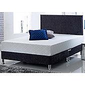 Ultimum CoolBlue Memory King Mattress and Pillows - Firm