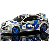 SCALEXTRIC Slot Car C3712 RCT Team Rally Car Finland