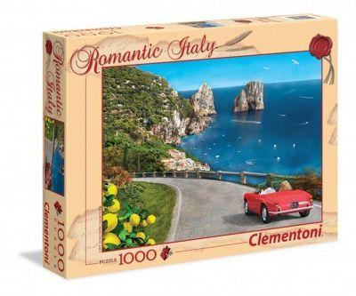 Romantic Italy - Capri - 1000pc Puzzle