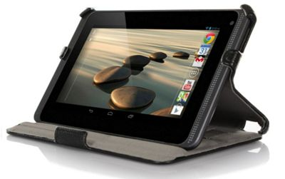 Acer Iconia B1-A270 Black Multi Stand Case Cover