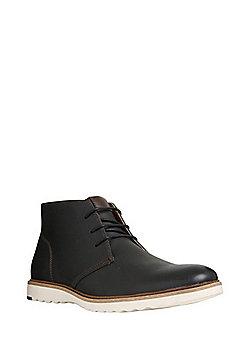 F&F Chukka Boots - Black