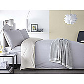 Appletree Loft Duvet Cover Set - Grey