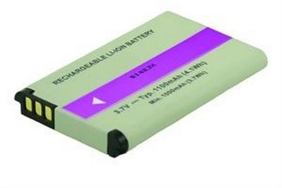 2-Power VBI9928A Lithium-Ion 1100mAh 3.7V rechargeable battery