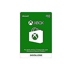 Xbox Live £10 GBP  Xbox One (Digital Download Code)
