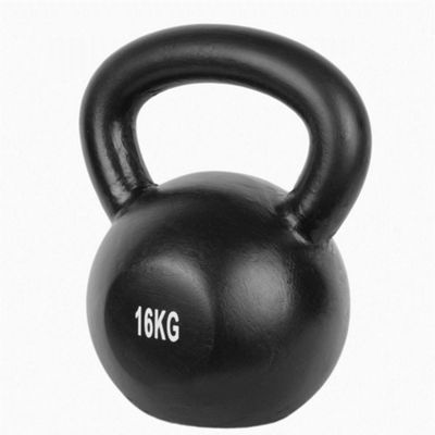 Confidence 16Kg Cast Iron Kettlebell For Full Body Workout/Training