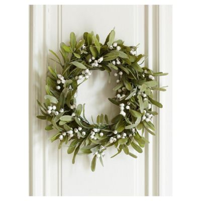 Tesco Mistletoe Wreath