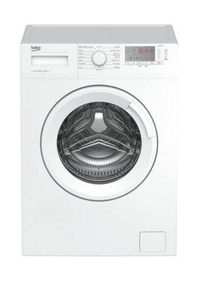 Beko Washing Machine, WTG741M1W, 1400 rpm, 7KG Load - White