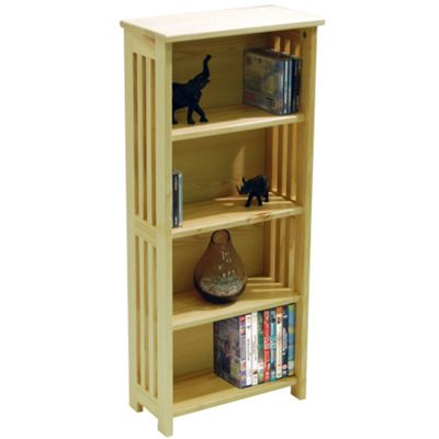Techstyle CD / DVD Blu-ray Media Storage Shelves