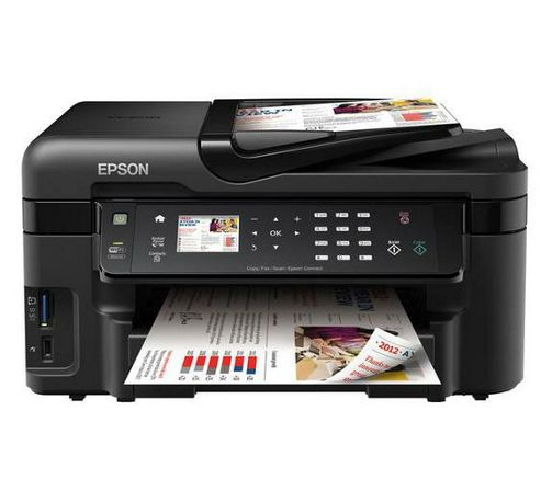 EPSON - Epson WorkForce WF-3520DWF