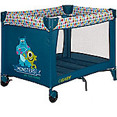 OBaby Disney Bassinette Travel Cot (Monsters Inc)