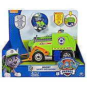 Paw Patrol Lights And Sound Vehicle Rocky
