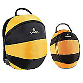 LittleLife Animal Kids Daysack and Lunch Pack Bee