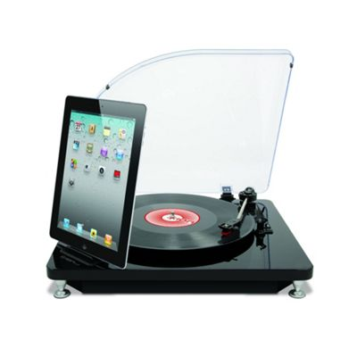 Ion iLP Digital conversion turntable for iPad, iPhone & iPod Touch