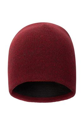 Mountain Warehouse Checker Reversible Knit Hat