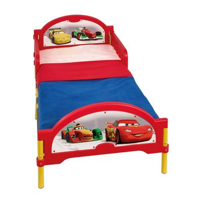 Disney Cars Cosytime Toddler Bed And Foam Mattress
