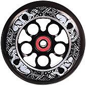 Madd Gear MGP Aero Ninja 110mm Scooter Wheel Including Bearings - Black