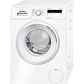 Bosch WAN28000 1400 spin Washing Machine 7kg Drum, White