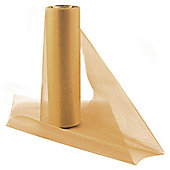Organza Sheer Roll Gold - 25m