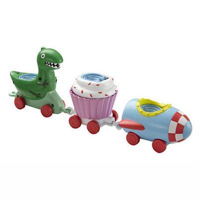 Peppa Pig Theme Park Train Ride