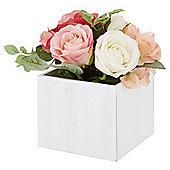 Rose & Hydrangea Trug