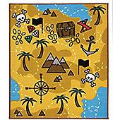 Treasure Hunt Rug 100 x 130 cm