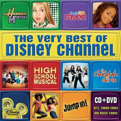 The Very Best Of Disney Channel