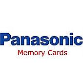 Panasonic 2GB SD memory card VM recording time: 40h