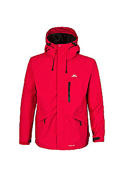 Trespass Mens Corvo Jacket - Red