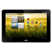 ACER - Acer Iconia A200 10.1 INCH Tegra2DC 1GB 32GB 2MP CAM WiFi BT Micro SD/USB 8h Battery Android 4.0 Titanium