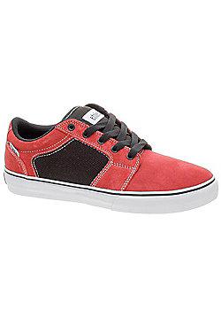 Etnies Barge Red/Black Shoe - Red