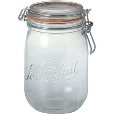 Le Parfait Terrine 750ml Transparent Jar