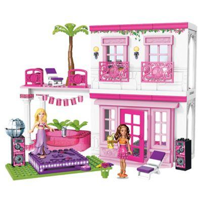 Mega Bloks Barbie Build'n Style Beach House