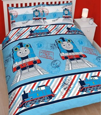 Thomas the Tank Engine Double Duvet   Adventure. Buy Thomas the Tank Engine Double Duvet   Adventure from our