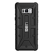 UAG Feather-Light Composite, Military Drop Tested, Rugged Pathfinder Phone Case - Samsung Galaxy S8 Plus - Black