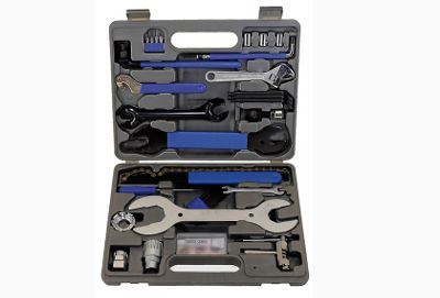 Cyclists 43 Piece Workshop Tool Kit In Case
