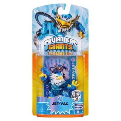 Skylanders Giants - Lightcore Single Character - Jet-Vac